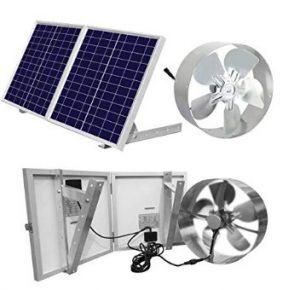 14 inch gable fan