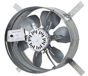 electric attic fan