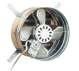 attic ventilation fan installation