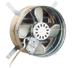 attic cooling fan
