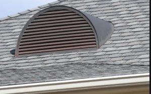 electric attic ventilator