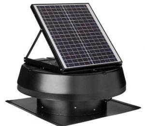 solar attic fan cost