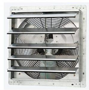 whole house exhaust fan ventilation