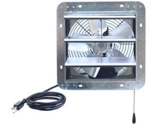 solar powered attic ventilation fan