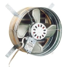 gable exhaust fan