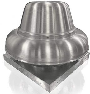 roof mounted attic exhaust fans with thermostat