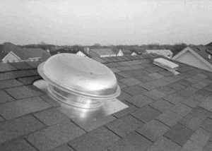 roof mount attic fan motor replacement