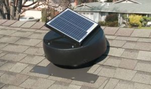 top rated solar powered attic fans
