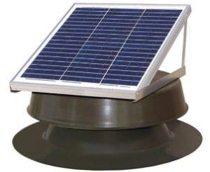 sunlight solar attic fan
