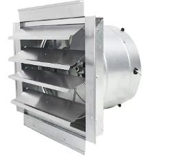 gable mount attic fan