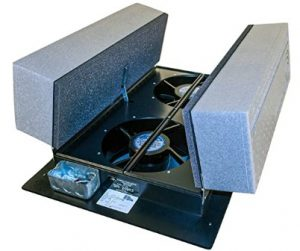 whole house exhaust fan system