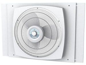 whole house window exhaust fan