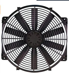 best electric radiator cooling fan