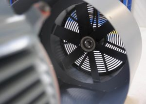 dual electric radiator cooling fan
