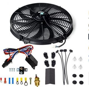 electric radiator cooling fan kits
