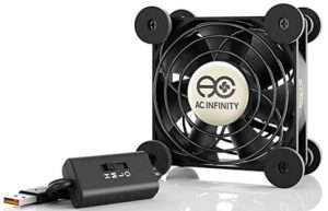 AC Infinity best pc case fans