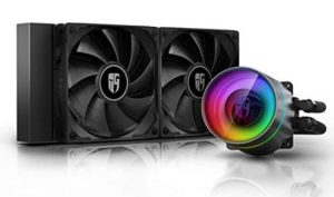 Deep Cool cooling system for pc