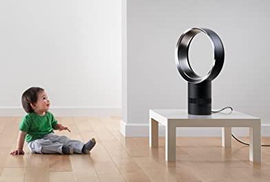 Dyson AM06 most effective cooling fans