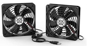 ELUTENG best pc case fans