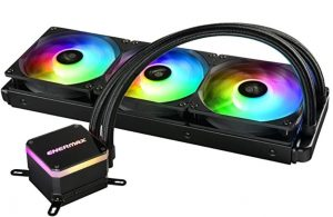 triple fan cooling system for pc