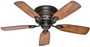 Hunter Fan Company 51061 small porch ceiling fans