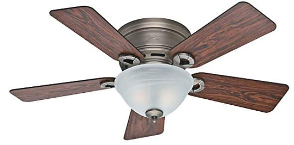 Hunter Fan most effective cooling fans