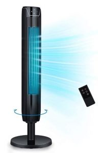 KopBeau best cooling fans for bedroom with timer