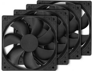 Rosewill best pc case fans