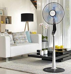 Rowenta VU5670 best cooling fans for large rooms