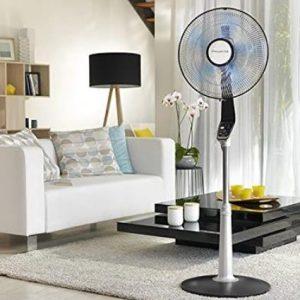 Rowenta VU5670 most effective cooling fans