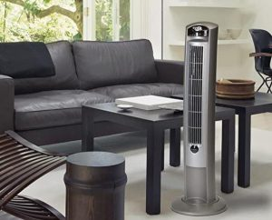 "Lasko Portable Electric 42"" Oscillating Tower Fan"