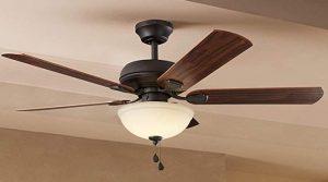 Brightwatts Best Ceiling Fan for Bedroom