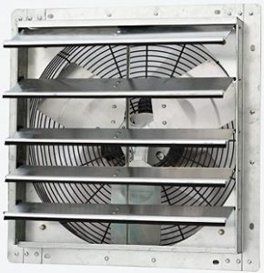 best wall mounted attic exhaust fan