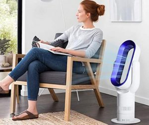 sunrection summer fan cooling and heating