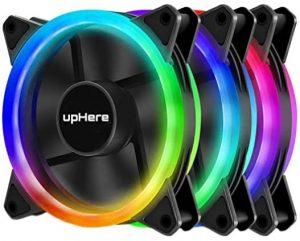 upHere F03CF best pc case fans