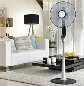 best way to cool a room with fans