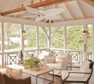 small patio ceiling fans