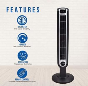 tower fan cooling technology
