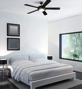 small ceiling fans for low ceiling