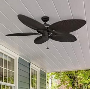 small hugger ceiling fans