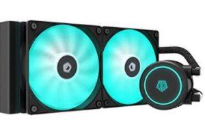 water cooling fan pc