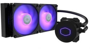 best single fan cpu water cooler