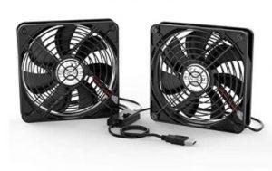 external cooling fan