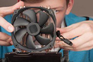 pc cooling external fans
