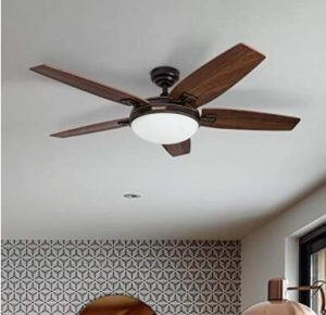 long blade small room ceiling fan