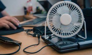 office desk fans